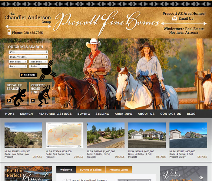 real estate web design solutions,real estate web designs